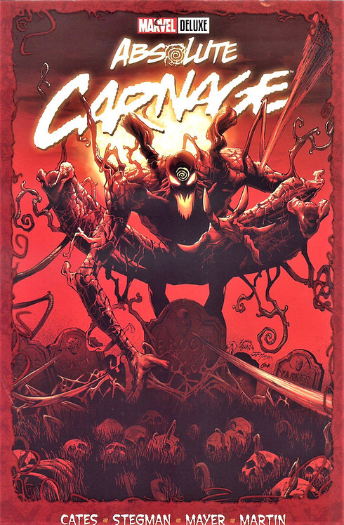 ABSOLUTE CARNAGE DELUXE