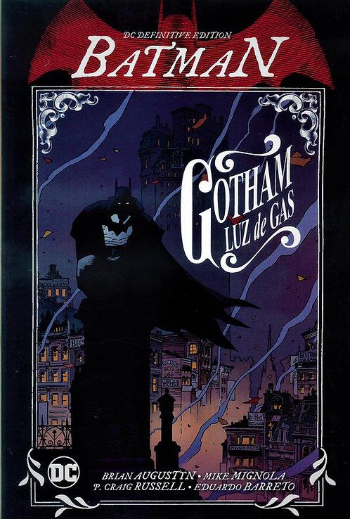 Batman: Gotham Luz de Gas-DC Definitive Edition