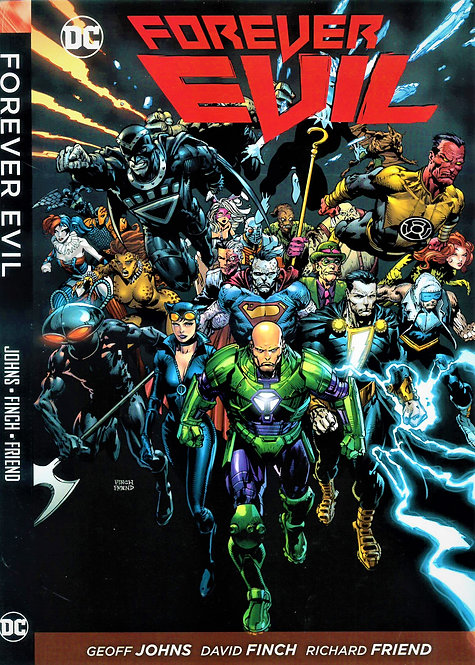 FOREVER EVIL DC COMICS DELUXE