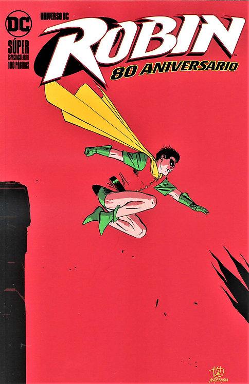 ROBIN 80 UNIVERSARIO DC COMICS