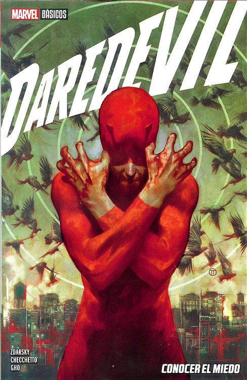 Daredevil: Conocer el Miedo