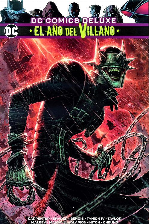 El Año del Villano-DC Comics Deluxe