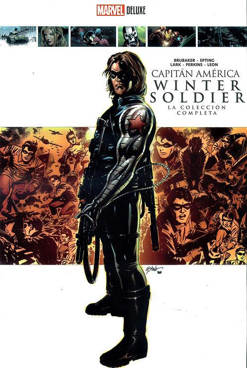 Capitán América: Winter Soldier La Colección Completa