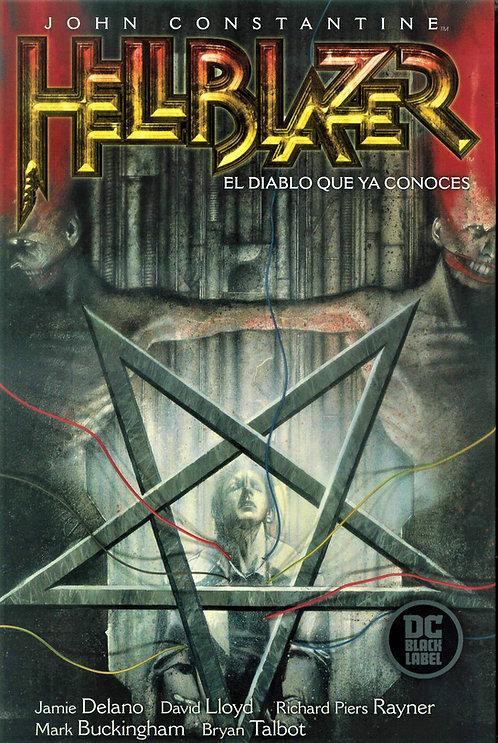 John Constantine: Hellblazer Vol. 2: El Diablo Que Ya Conoces