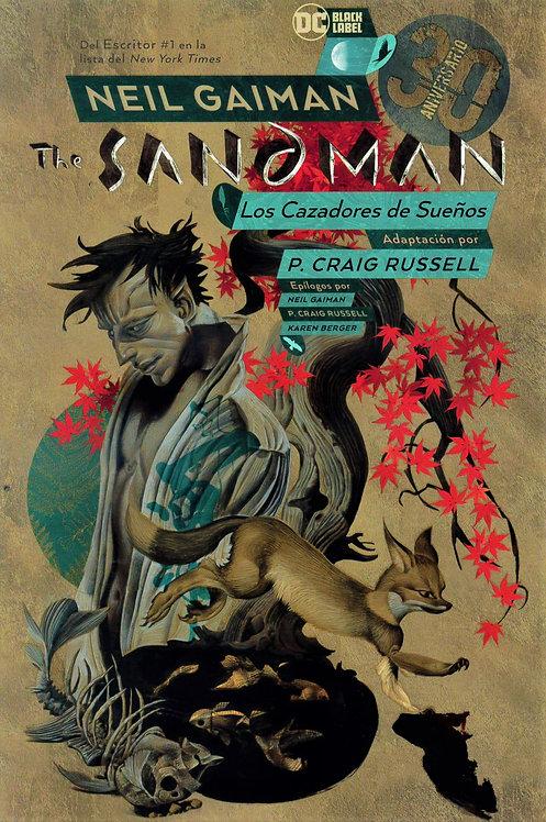 The Sandman Vol. 14: Los Cazadores de Sueños Edición de 30 aniversario