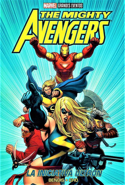 Marvel Grandes Eventos – The Mighty Avengers: La Iniciativa Ultron