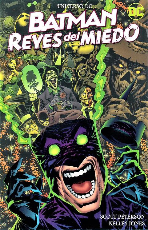 BATMAN REYES DEL MIEDO UNIVERSO DC