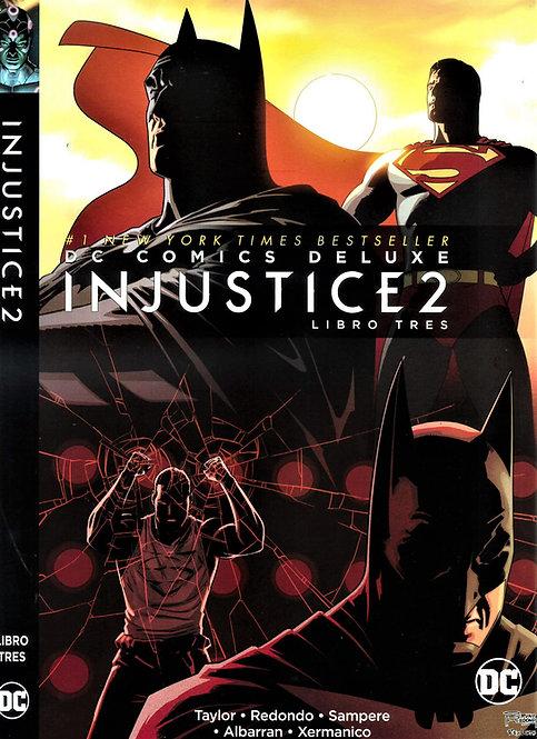 INJUSTICE 2 LIBRO 3