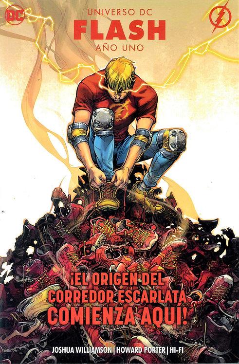 Flash: Año Uno-Universo DC