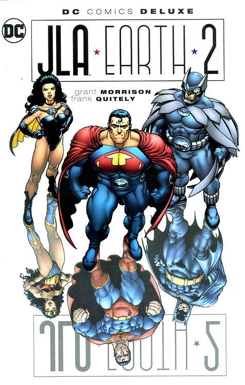JLA EARTH 2 DC COMICS DELUXE