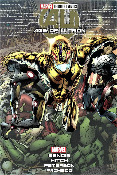 AGE OF ULTRONMARVEL GRANDES EVENTOS