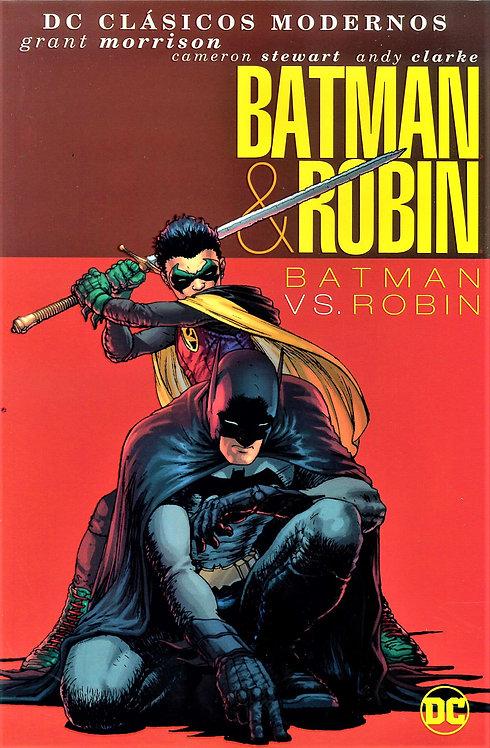 BATMAN & ROBIN (BATMAN VS ROBIN)