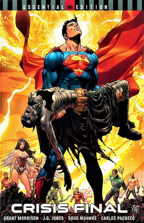DC COMICS ESSENTIAL EDICION CRISIS FINAL