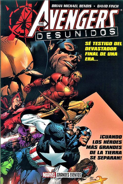 Avengers: Desunidos-Marvel Grandes Eventos