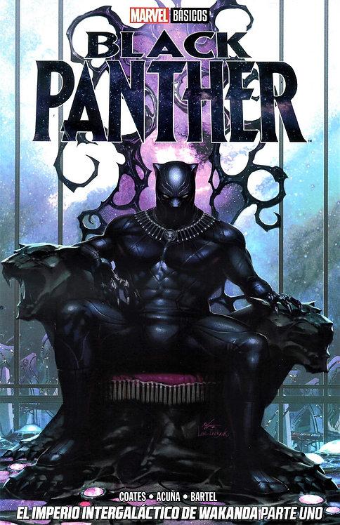 BLACK PANTHER EL IMPERIO INTERGALACTICO DE WAKANDA PARTE UNO