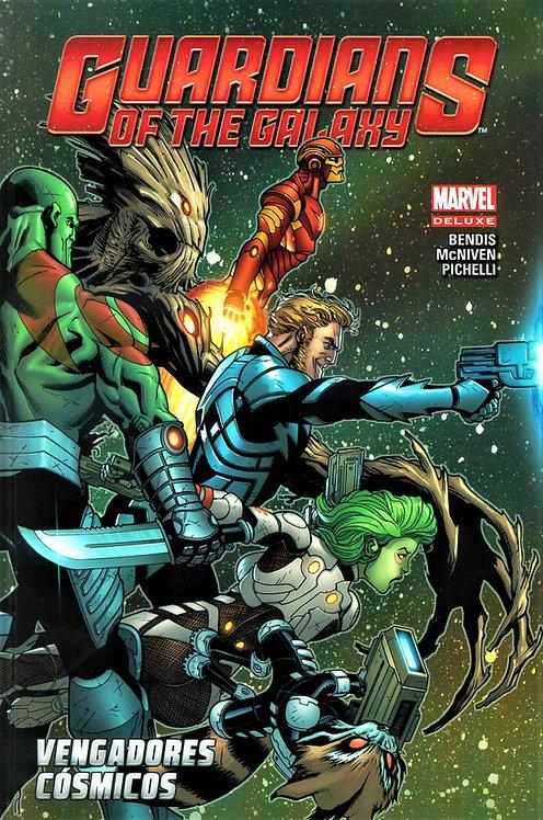 Guardians Of The Galaxy Vengadores Cosmicos Portada Variante