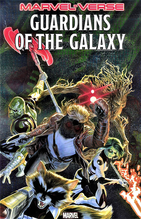 GUARDIANS OF THE GALAXY MARVEL VERSE