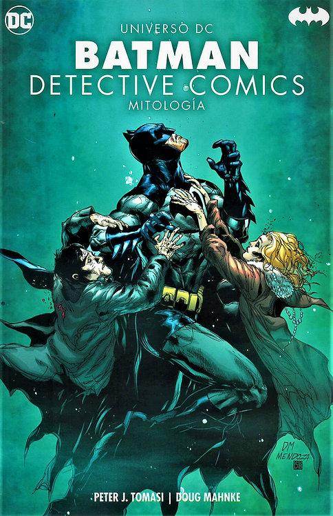 BATMAN DETECTIVE COMICS MITOLOGIA