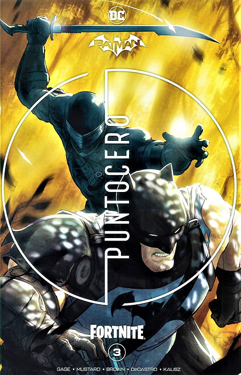 Batman/Fortnite: Punto Cero #3