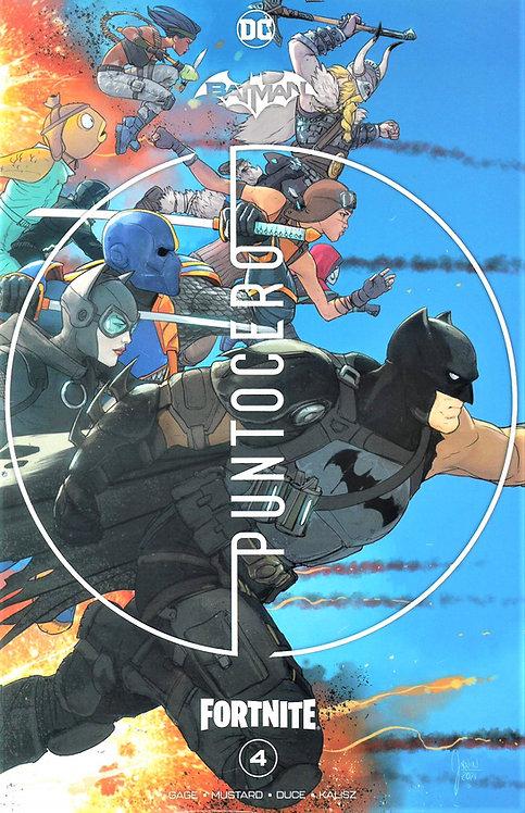 Batman/Fortnite: Punto Cero #4