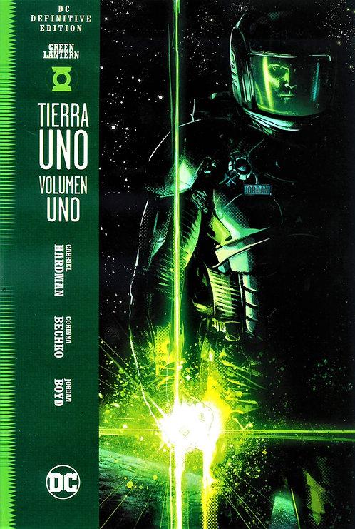 GREEN LANTER TIERRA UNO VOLUMEN UNO