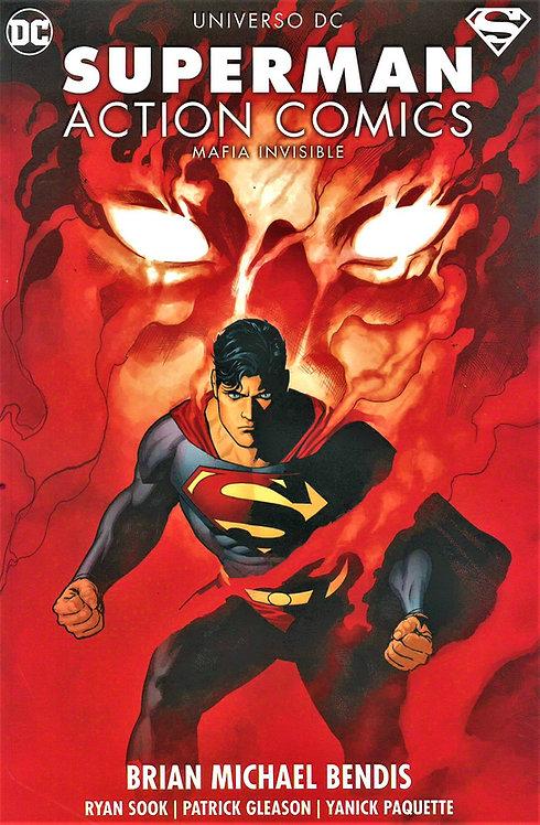 SUPERMAN ACTION COMICS MAFIA INVISIBLE