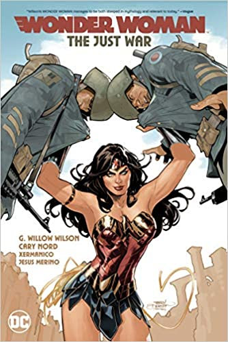 WONDER WOMAN VOL.1 LA GUERRA JUSTA