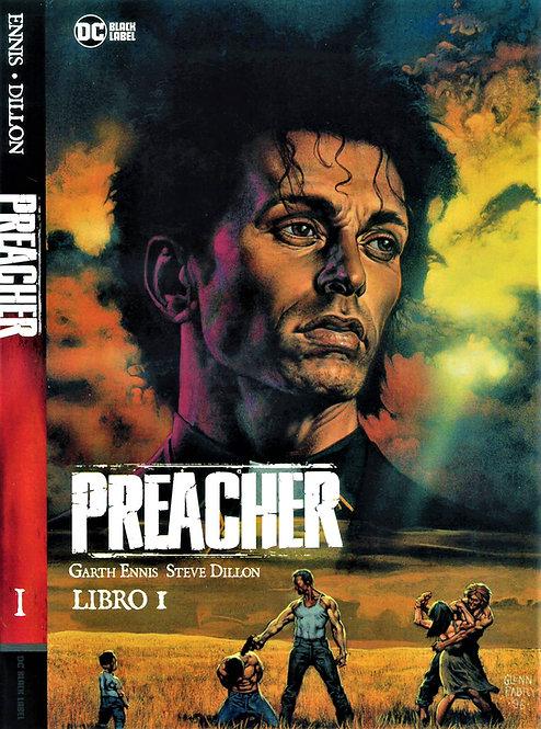 PREACHER LIBRO 1 DC BLACK LABEL