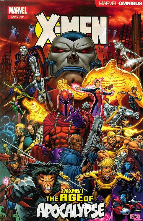 X-MEN THE AGE OF APOCALYPSE VOL 1