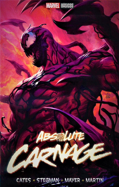 Marvel Básicos – Absolute Carnage