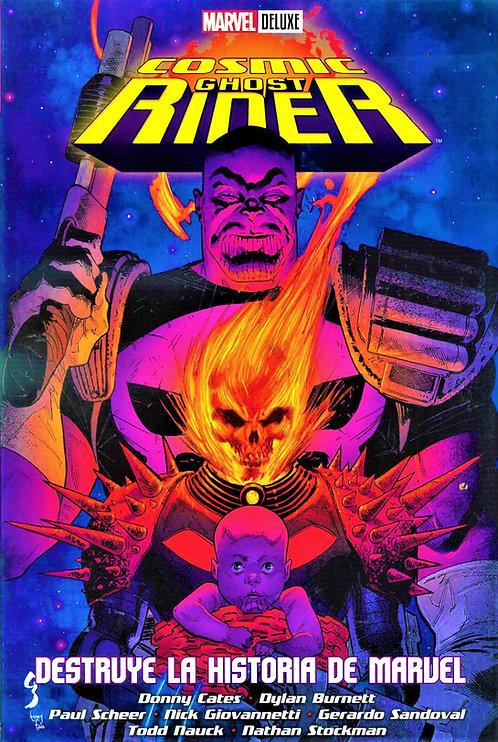 Marvel Deluxe – Cosmic Ghost Rider: Destruye la Historia de Marvel