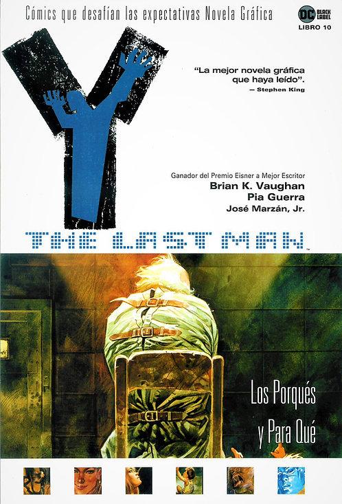 The Last Man Libro 10 Los porqués y para qué