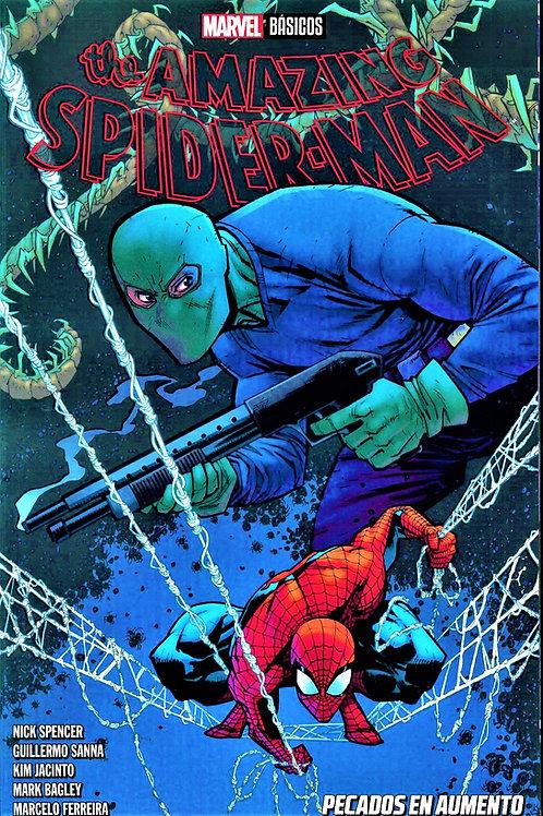 Marvel Básicos – The Amazing Spider-Man: Pecados en Aumento