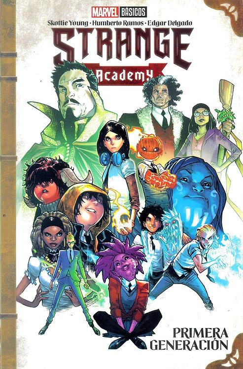Strange Academy: Primera Generación