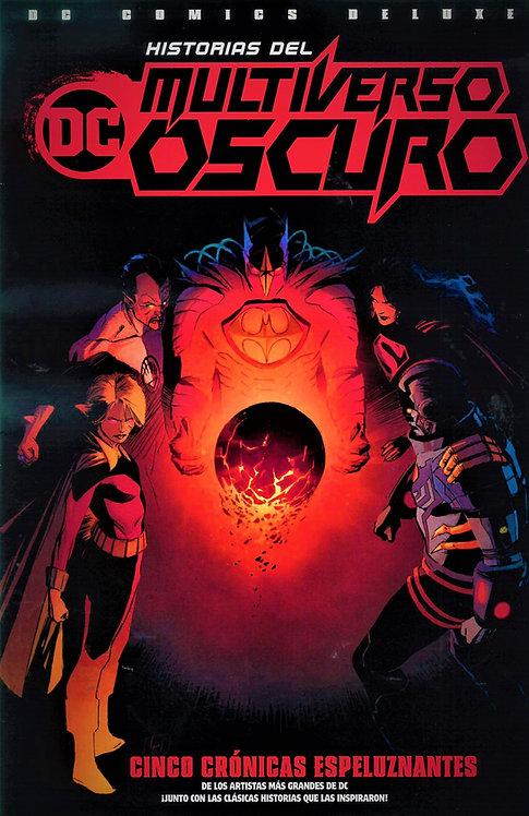 DC Comics Deluxe – Historias del Multiverso Oscuro
