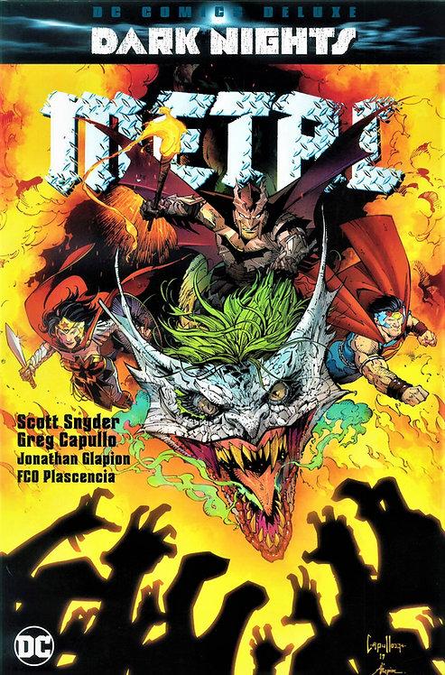 DC COMICS DE LUXE DARK NIGHTS METAL