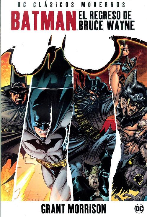 DC Clásicos Modernos – Batman: El Regreso de Bruce Wayne