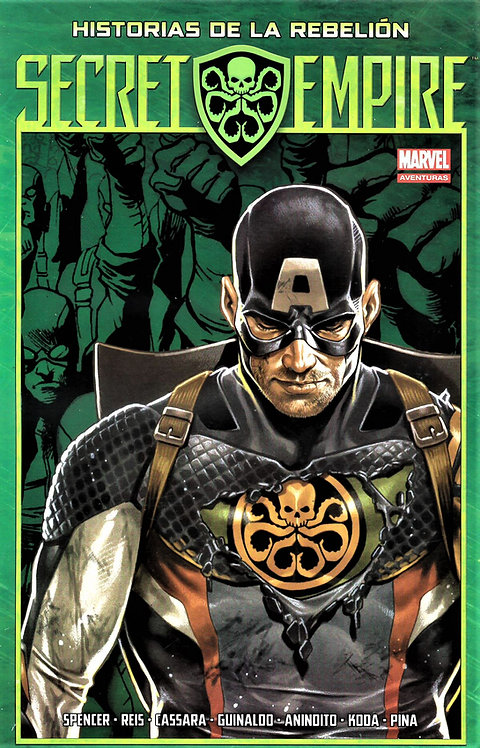 HISTORIAS DE LA REBELION SECRET EMPIRE