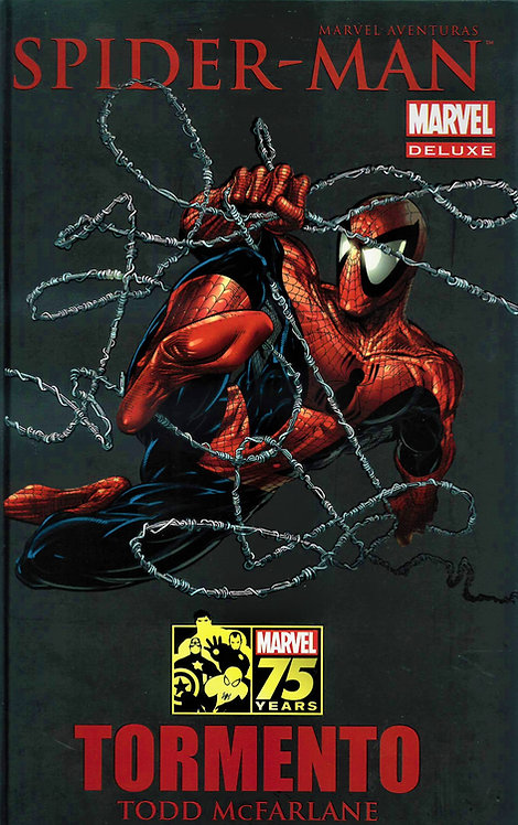 SPIDER-MAN TORMENTO MARVEL 75 YEARS