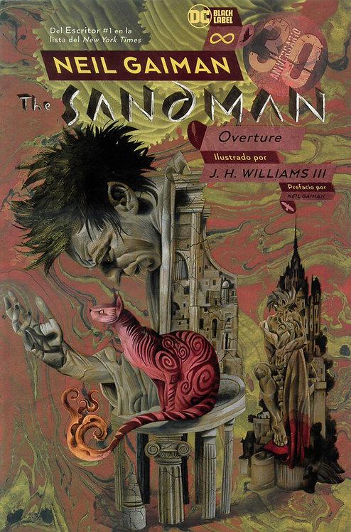 THE SANDMAN OVERTURE 30 ANIVERSARIO