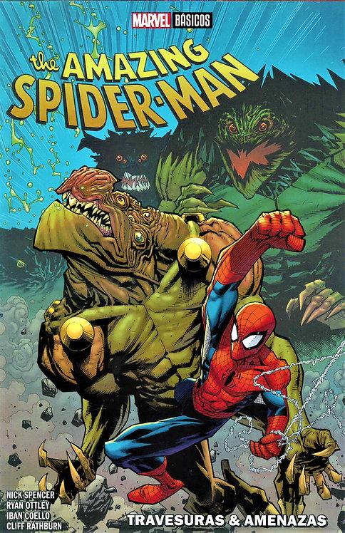 THE AMAZING SPIDER-MAN TRAVESURAS & AMENAZAS