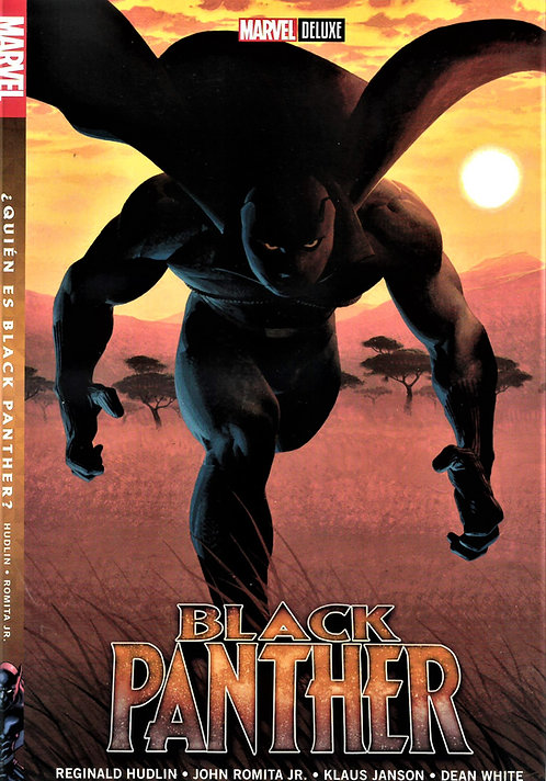 BLACK PANTER DELUXE