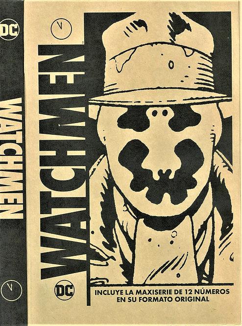 Watchmen Coleccion Completa 12 Grapas+ Caja