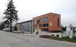 Sandėliavimo paskirties pastatas su administracinėmis patalpomis