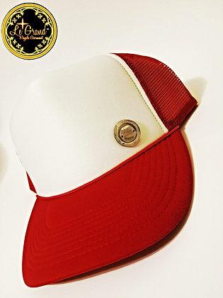 "Baseball Cap LGRG "" Royale"" Red"