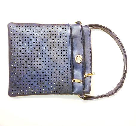 "Messenger Bag ""Royale"" Unisex Blue"