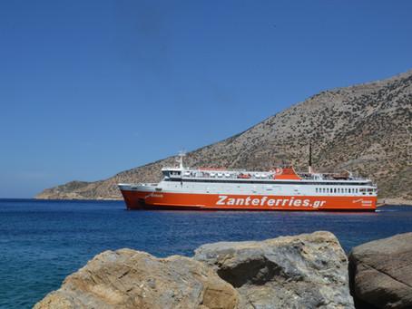 Řecké trajekty 1