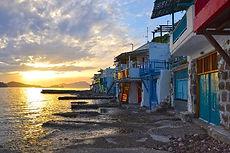 Klima village Milos