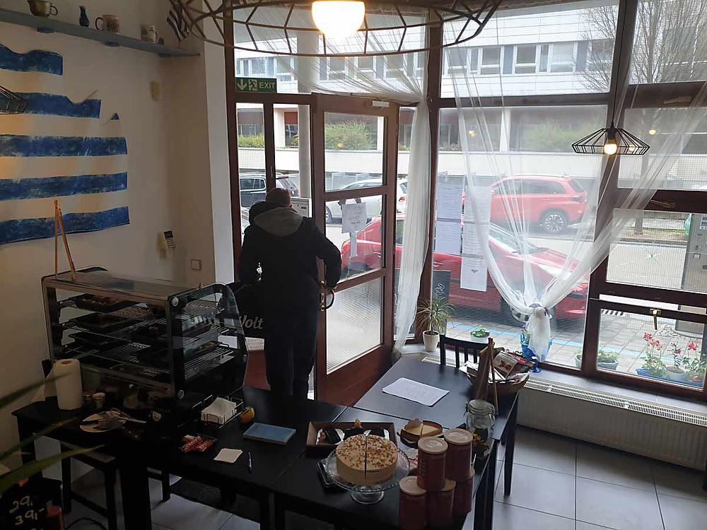 rozvoz jídla Kousek Řecka na talíři