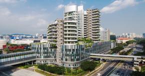 Hospital verde em Cingapura é referência em arquitetura sustentável